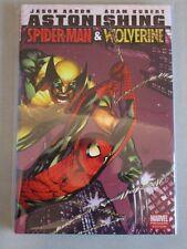 Astonishing Spider-Man & Wolverine - Hardback