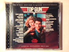 COLONNA SONORA Top gun special expanded edition cd BERLIN COME NUOVO LIKE NEW