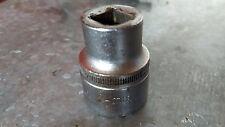 """Vintage Old Elora 24mm 6 Point Socket 1/2"""" Drive"""