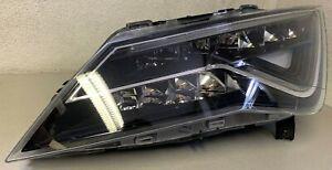 Original Seat Leon 5F Since 2017 Full LED Headlight Left Headlight 5F1941007 K