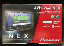 "Pioneer AVH-2440NEX DVD Receiver Bluetooth 7"" HD USB Apple CarPlay Android Auto"