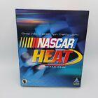 Nascar Heat Cd-rom Pc Game Windows 95 / 98 Game Brand New Big Box Computer