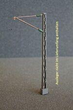 Spur 0 Oberleitung Mast
