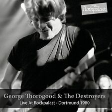 George Thorogood & The Destroyers-Rockpalast 1980  CD NEW - FREE SHIPPING