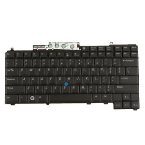 US English Layout Keyboard Frameless for Dell Latitude D620 D630 Precision