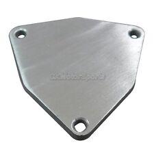 Aluminum Stock Turbo BOV Block Plate For 08-13 Hyundai Genesis Coupe 2.0T