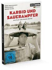 DVD * KARBID UND SAUERAMPFER - Erwin Geschonneck  # NEU OVP  &