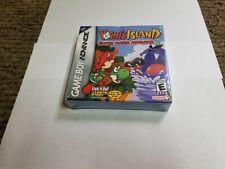 Yoshi's Island: Super Mario Advance 3 (Nintendo Game Boy Advance, 2002) new gba