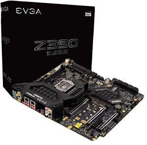 EVGA Z390 DARK, LGA 1151, Intel (131CSE399KR) Motherboard
