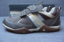 Geox J Aragon b mesh Kinder Schuhe Sneaker mit Klettverschluss Größe 30 Neu Top