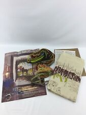 Horse Mare And Colt Hand Embroidery Kit Picture Paragon Needlecraft 0523