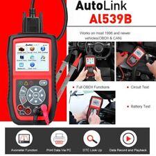 2020 Original Autel AL539B Battery Charging System Test OBDII Fault Code Reader