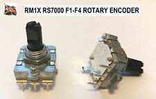 YAMAHA RM1x / RS7000 REPLACEMENT F1-F4 ENCODER POT CONTROL UK STOCK