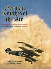 GERMAN KNIGHTS OF THE AIR 1914-18 WW1 BLUE MAX ACES RICHTHOFEN UDET VOSS BOELCKE