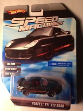 Porsche 911 GT3 Road Hot WHEELS Speed Machines