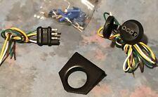 Trailer & Vehicle splice-in Wiring Kit ~ Universal ~ 4 pin ~ # 52670