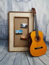 Rustic Industrial Wooden Photo Frame Pin Board Photo Memory Collage Board