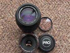 Promaster Spectrum 7 Zoom Canon EF 70-210mm 4~5.6 MC SS +1.7x AF AF-M FocuScale