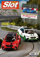 Magazine Mas Slot revista coleccionismo Julio 2020 nº 217 Jaguar I-Pace