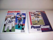 PENN STATE / USC FOOTBALL PROGRAM 1994 - 12-0 -COLLINS