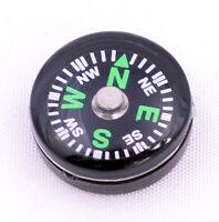 Wholesale Lot 100pcs 14mm Compasses Small Mini Dial Survival Compass