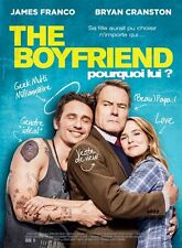 Affiche 120x160cm THE BOYFRIEND - POURQUOI LUI ? /WHY HIM ? James Franco NEUVE