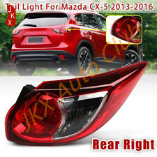 For Mazda CX5 CX-5 2013-2016 Right Outer Side TailLight Brake Lamp  w/o Bulb