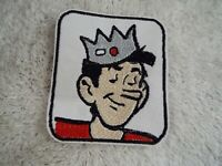 """E24 Archie/'s REGGIE 3-3//4/"""" Embroidery Iron-on Custom Patch"""