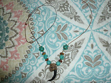 Eagle Claw Necklace