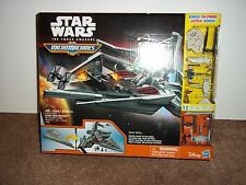 2015 MICRO MACHINES--STAR WARS THE FORCE AWAKENS--STAR DESTROYER PLAYSET (NEW)
