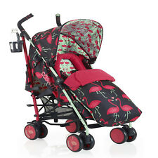 Cosatto Supa Stroller - Flamingo Fling CT3123