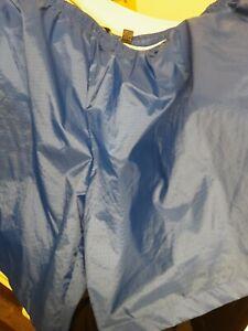 Outfitter  Sport Mens Size  6 X Swimsuit Swim Trunks Short Blue Nylon