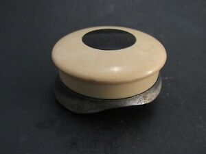 Original 1940 's 1950 's Accessory Steering Wheel Palm Spinner Knob