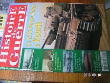 1µ? Revue Histoire de Guerre n°56 Koursk King George V Polonais libres à RAF