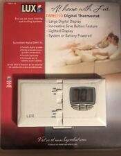 Lux DMH110-010 Digital Thermostat