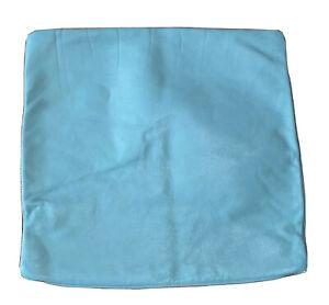 Roche Bobois Leather Cushion Cover
