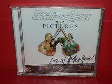 CD STATUS QUO - PICTURES: LIVE AT MONTREUX 2009 - SEALED SIGILLATO