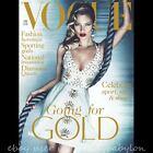 UK Vogue BritIsh June 2012 Kate Moss Arizona Mus Edie Campbell Lara Stone