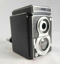Retro Camera Style Pencil Sharpener Mechanical Hand Cranking Kikkerland