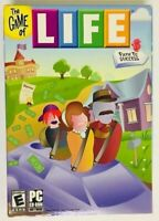 Vintage Game of Life Path to Success PC CD Rom 2008 Hasbro Career Plan Strategy