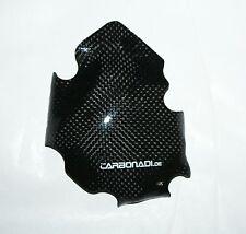 Yamaha r6 03-05 carbone zündgeber Couvercle Moteur Couvercle Moteur Cover carbone Carbono