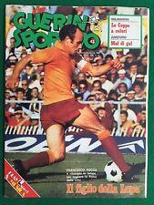 GUERIN SPORTIVO 1978 n 43 FRANCESCO ROCCA ROMA , YES SYLVESTER OLIVIA NEWTON J.