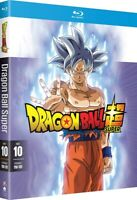 Dragon Ball Super: Part 10 BLU-RAY 2019 BRAND NEW FAST SHIPPING