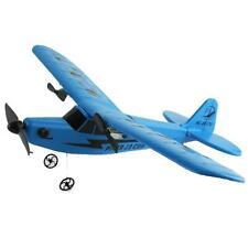 Remote Control RC Helicopter Plane Glider Airplane EPP foam 2CH 2.4G Toys BU YT8