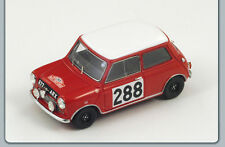 Spark S1187 - Mini Morris Cooper Monte Carlo 1963 N°288 Aaltonen - Ambrose 1/43