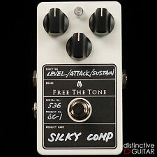 NEW FREE THE TONE SC1 SILKY COMP CUSTOM COMPRESSOR EFFECTS FX PEDAL HUGE SUSTAIN