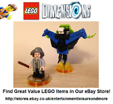 Genuine LEGO Dimensions Tina Goldstein Fantastic Beasts Fun Pack 71257