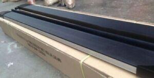 Black Aluminum Side Step Running Board For Ford Ranger 2008 PK space cab