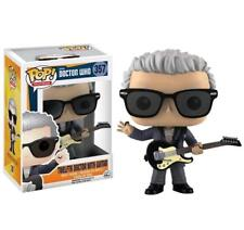 FUNKO POP TELEVISION DOCTOR WHO #357 TWELFTH DOCTOR WITH GUITAR~VINYL FIGURE 🌈