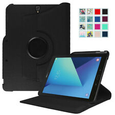Fintie for Samsung Galaxy Tab S3 9.7 360 Rotating Case Smart Cover Swivel Stand